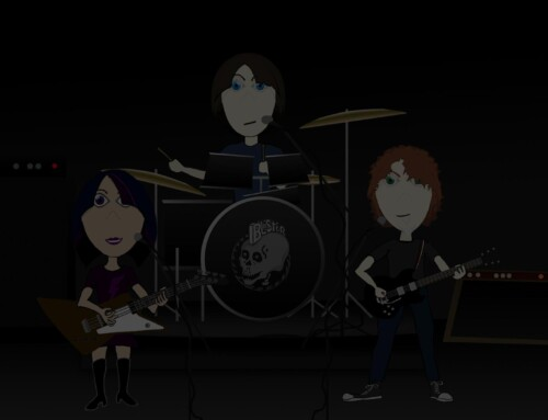 Animated Music Video (Blister)