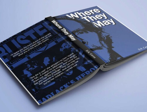 Where They May (Book Cover-Layout)